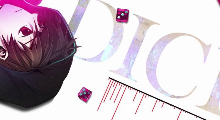 DICE Le cube qui change tout, webcomic scantradé en français.