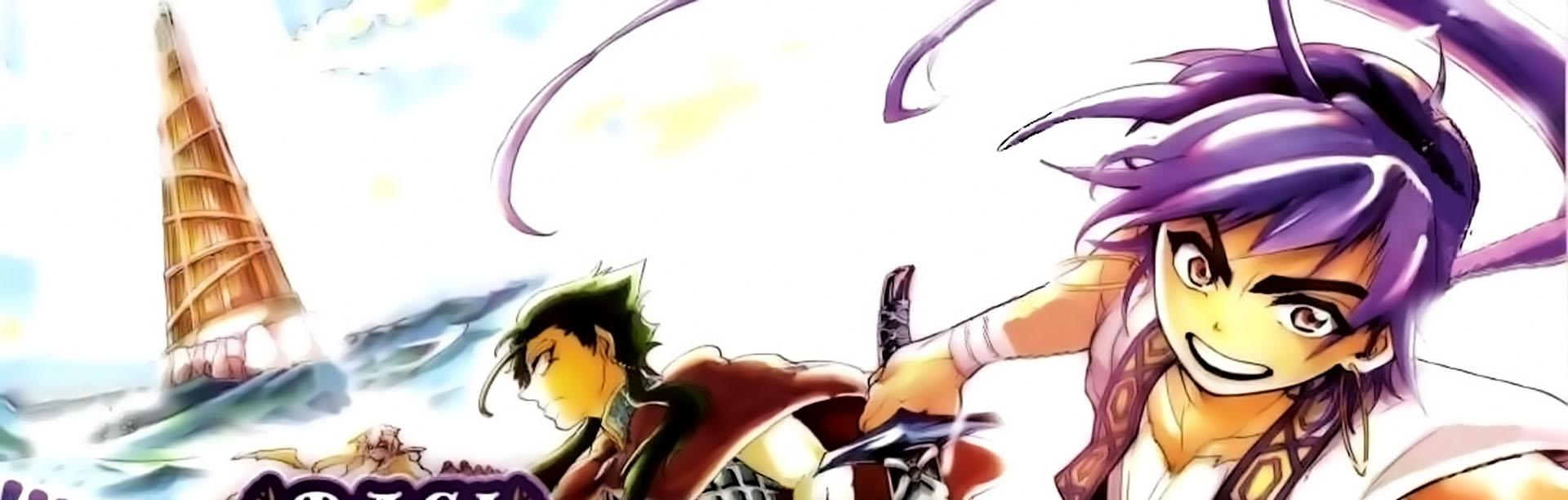 Les aventures de Sinbad vf, manga traduit en français.
