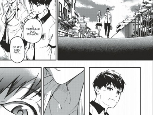 scan manga Kekkon Yubiwa Monogatari planche 2 vf