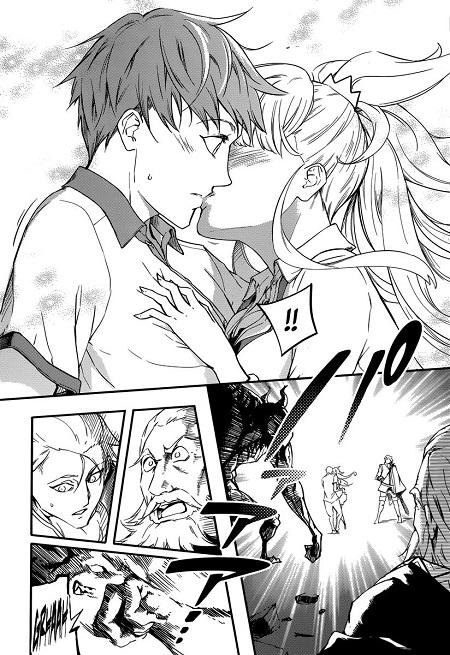 scan manga Kekkon Yubiwa Monogatari planche 3 vf