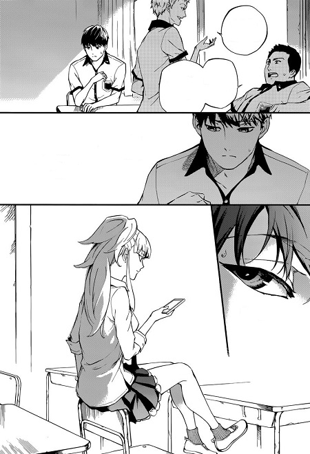 scan manga Kekkon Yubiwa Monogatari planche 4 vf