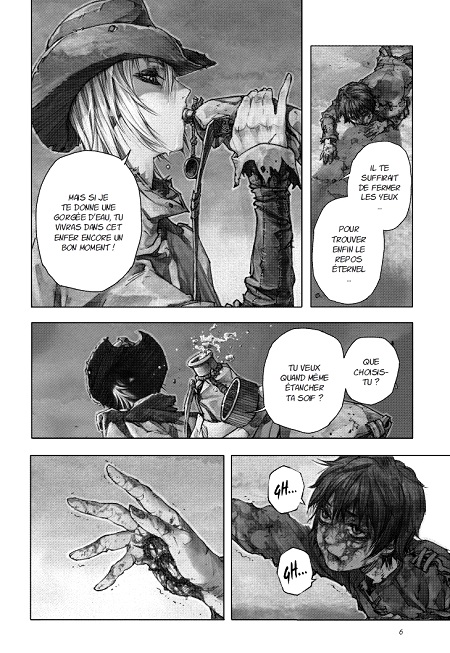 scan manga The Arms Peddler planche 1 vf