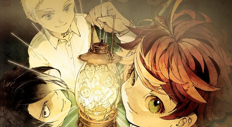 scan manga The Promised Neverland fr