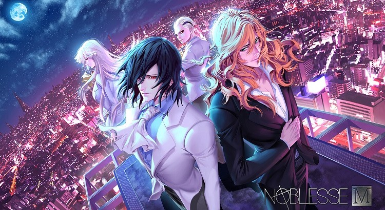 noblesse scan webcomic fr