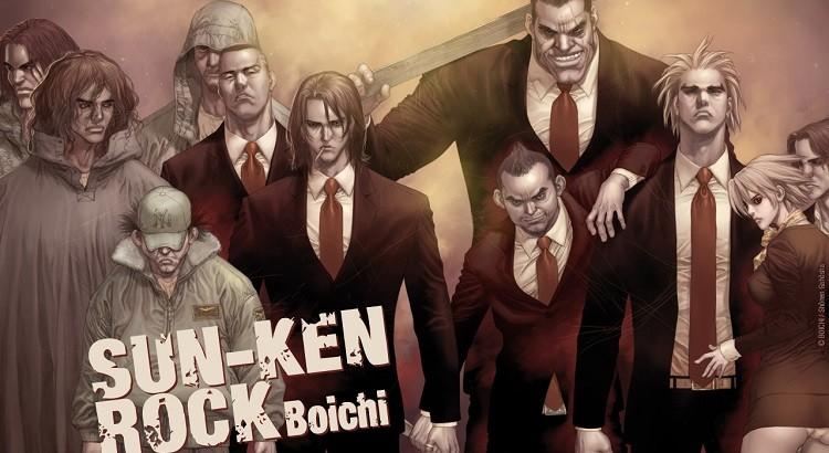 sun-ken rock scan manga fr