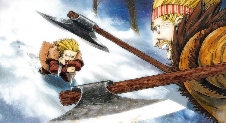 vinland saga scan manga